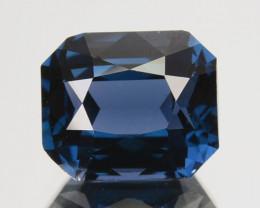 2.53 Cts Attractive Natural Rare Cobalt Blue Spinel Srilanka