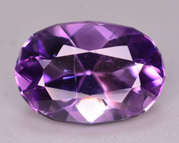 2.95 Ct Beautiful Color Natural Amethyst ~ ARA
