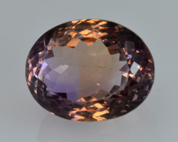 17.48 CT BOLIVIAN AMETRINE TOP CLASS LUSTER GEMSTONE AT10