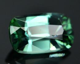 Top Color 2.20 Ct Greenish Blue Tourmaline Form  Afghanistan. ARA1