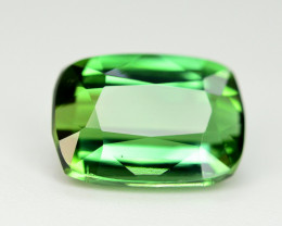 Top Color 2.60 Ct Lagoon Green Tourmaline Form  Afghanistan. ARA1