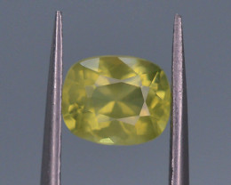 Rare Top Grade 1.15 ct Kornerupine Gemstone