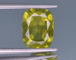 1.95 Ct Untreated Green Peridot ~ AD