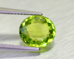 2.55 CT Natural Peridot Gemstone From Pakistan