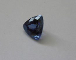 Tanzanite Trillion cut Gemstone 5.52 ct