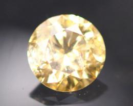 Diamond 0.31Ct Untreated Fancy Champagne Diamond CF0601