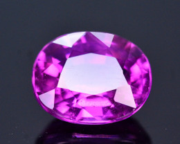 Rare 2.30 Ct Natural Grape Garnet From Mozambique. ARA 2