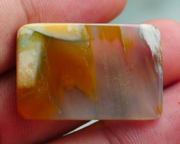INDONESIAN PETRIFIED WOOD OPAL AA GRADE 30.60 CRT