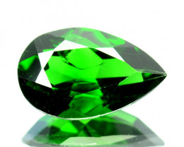 2.12 Cts NATURAL SPLENDID PEAR CHROME GREEN TOURMALINE GEM VIDEO