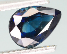 1.43 ct Natural Unheated Blue Sapphire
