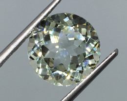 ⭐️SALE ! 6.16 VVS Carat Topaz Rare Mint Green Portuguese Cut Amazing Qualit