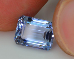 VVS~2.13 ct Maxixe Blue Beryl Brazil