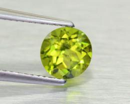 1.65 CT Natural Peridot Gemstone From Burma