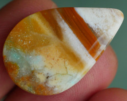 INDONESIAN PETRIFIED WOOD OPAL AA GRADE 13.00 CRT