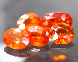 Spessertite 9.10Ct Natural Orange Spessertite Garnet Lot C0703