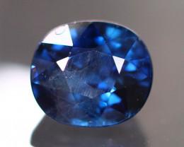 Sapphire 1.36Ct Natural Blue Sapphire C0707