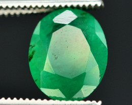 1.75 Ct Brilliant Color Natural Zambian Emerald