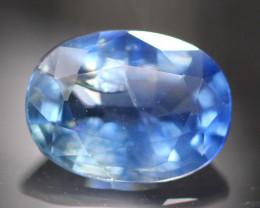 Sapphire 1.45Ct Natural Blue Color Sapphire D0714