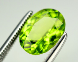 Top Green Color 2.80 Ct Natural Himalayan Peridot. RA