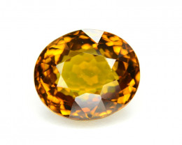 3.40 CT NATURAL MALI GARNET FROM AFRICA
