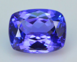 AAA Grade~1.71 ct Tanzanite eye catching Color