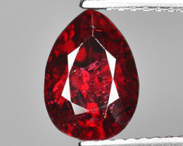 1.97 Cts Unheated Red Spinel (Mogok, Burma) SR5