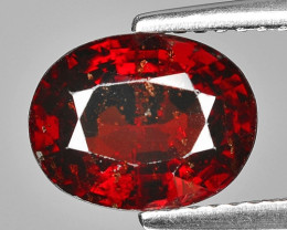 2.74 Cts Unheated Red Spinel (Mogok, Burma) SR7
