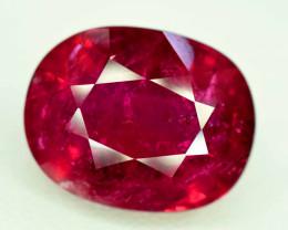 25.22 Carats Rubellite Tourmaline Gemstones