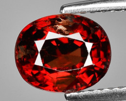 1.98 Cts Unheated Red Spinel (Mogok, Burma) SR13