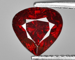 2.28 Cts Unheated Red Spinel (Mogok, Burma) SR16