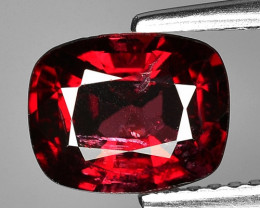 1.73 Cts Unheated Red Spinel (Mogok, Burma) SR18