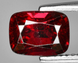 2.44 Cts Unheated Red Spinel (Mogok, Burma) SR19