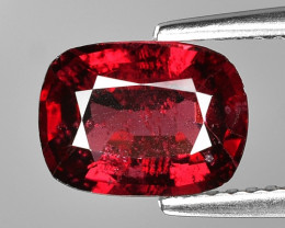 1.83 Cts Unheated Red Spinel (Mogok, Burma) SR22