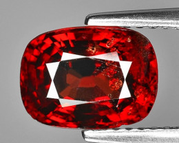 2.61 Cts Unheated Red Spinel (Mogok, Burma) SR24