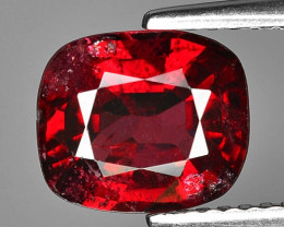 2.18 Cts Unheated Red Spinel (Mogok, Burma) SR25