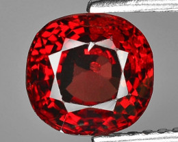 2.11 Cts Unheated Red Spinel (Mogok, Burma) SR27