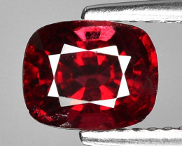 1.73 Cts Unheated Red Spinel (Mogok, Burma) SR30