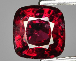 1.65 Cts Unheated Red Spinel (Mogok, Burma) SR43