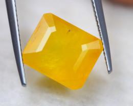 9.06Ct Yellow Sapphire Octagon Cut Lot LZ3133