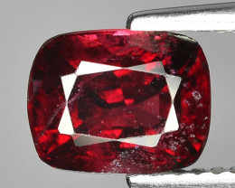 2.12 Cts Unheated Red Spinel (Mogok, Burma) SR58