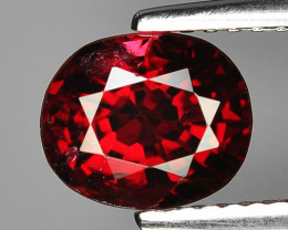 1.65 Cts Unheated Red Spinel (Mogok, Burma) SR64