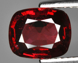 1.83 Cts Unheated Red Spinel (Mogok, Burma) SR67