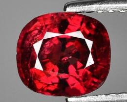1.70 Cts Unheated Red Spinel (Mogok, Burma) SR71