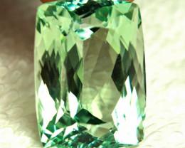 26.0 Carat Green Himalayan VVS Spodumene / Kunzite - Gorgeous