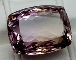 32Crt Bolivian Ametrine  Natural Gemstones JI26