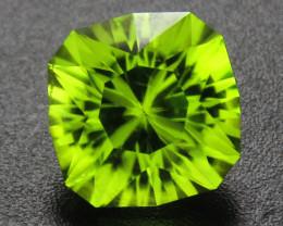 Peridot 1.90 ct Custom Cut Peridot Gemstone