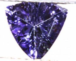 0.94 CTS  TANZANITE  FACETED  STONE  PG-2875