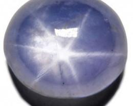 Sri Lanka Blue Star Sapphire, 3.13 Carats, Light Blue Oval