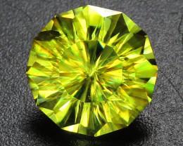 Sphene 1.30 ct Custom Cut Sphene Gemstone