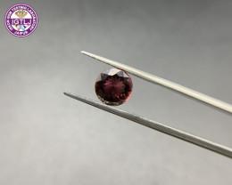 2.52 ct Tourmaline Loose Gemstone - Natural Gemstone - Round Shape